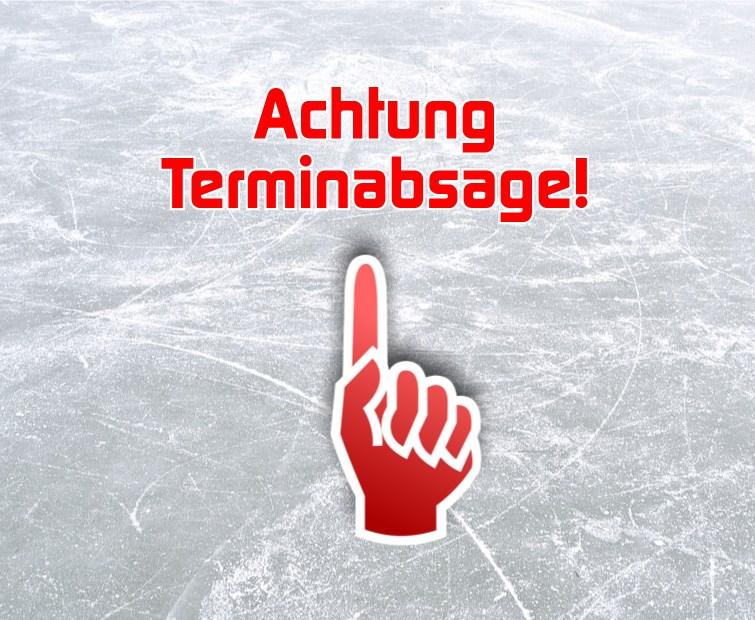 Auswärtsspiel in Essen abgesagt