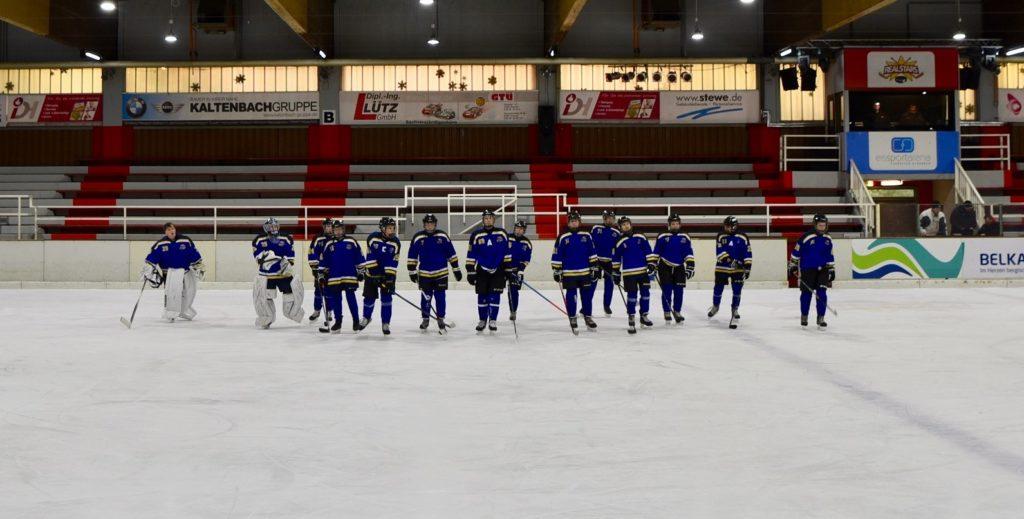 Erstes Saisontor für U13 – Dritter Saisonsieg für U17