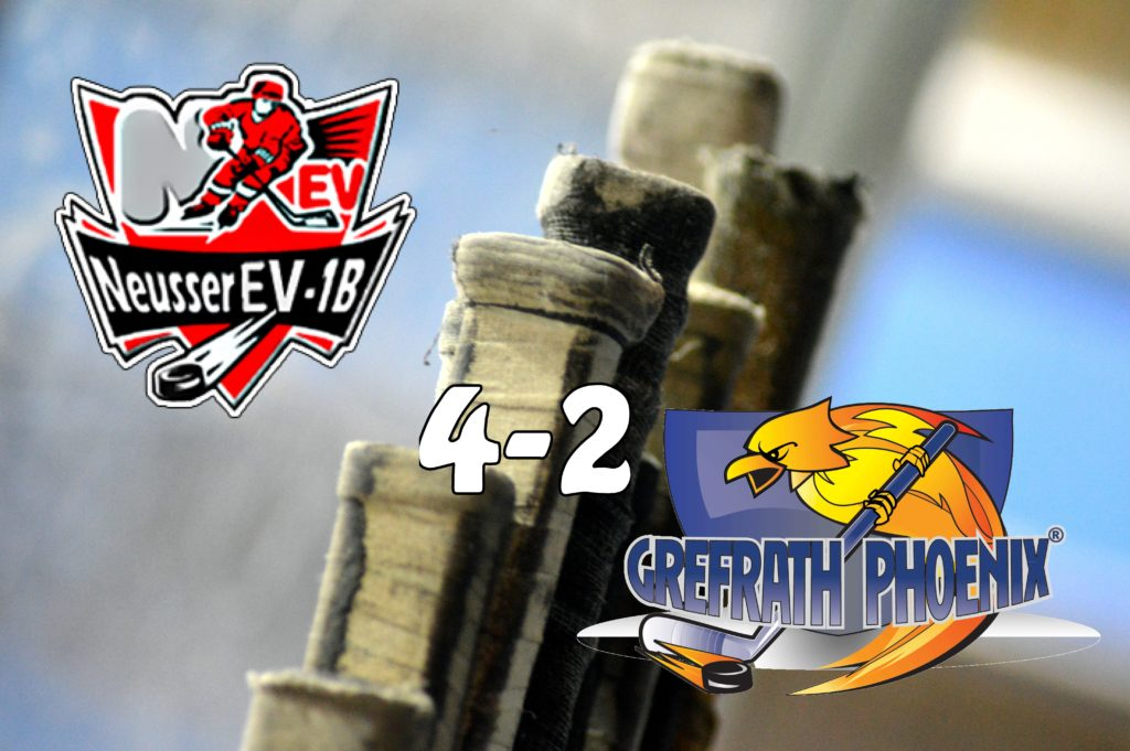 Nach 2:4-Niederlage in Neuss rückt Platz vier in weite Ferne