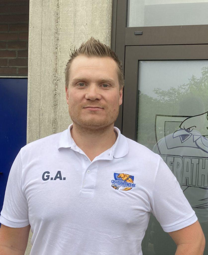 """GEG-Trainer Gerrit Ackers im Interview: """"Wer im Sommer nix tut, hat's im Winter schwer, dranzubleiben"""""""