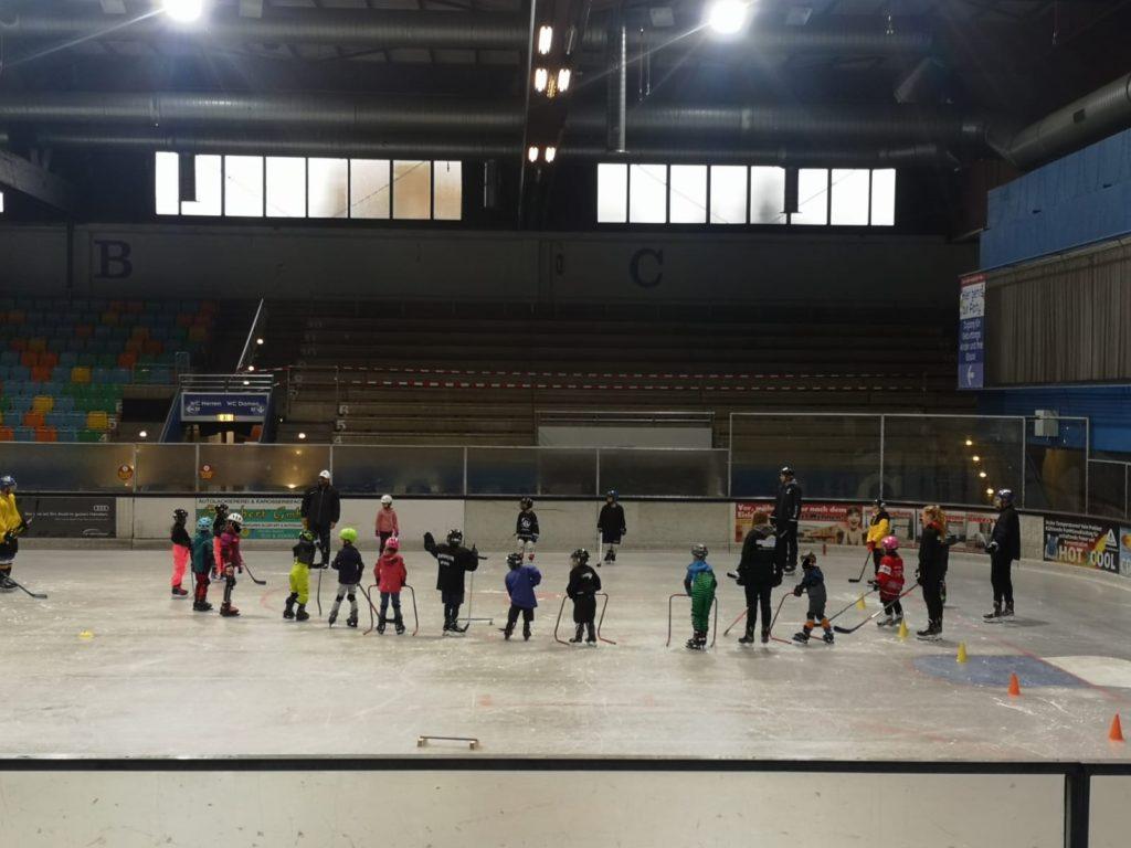 Kids on Ice mit viel Spaß dabei