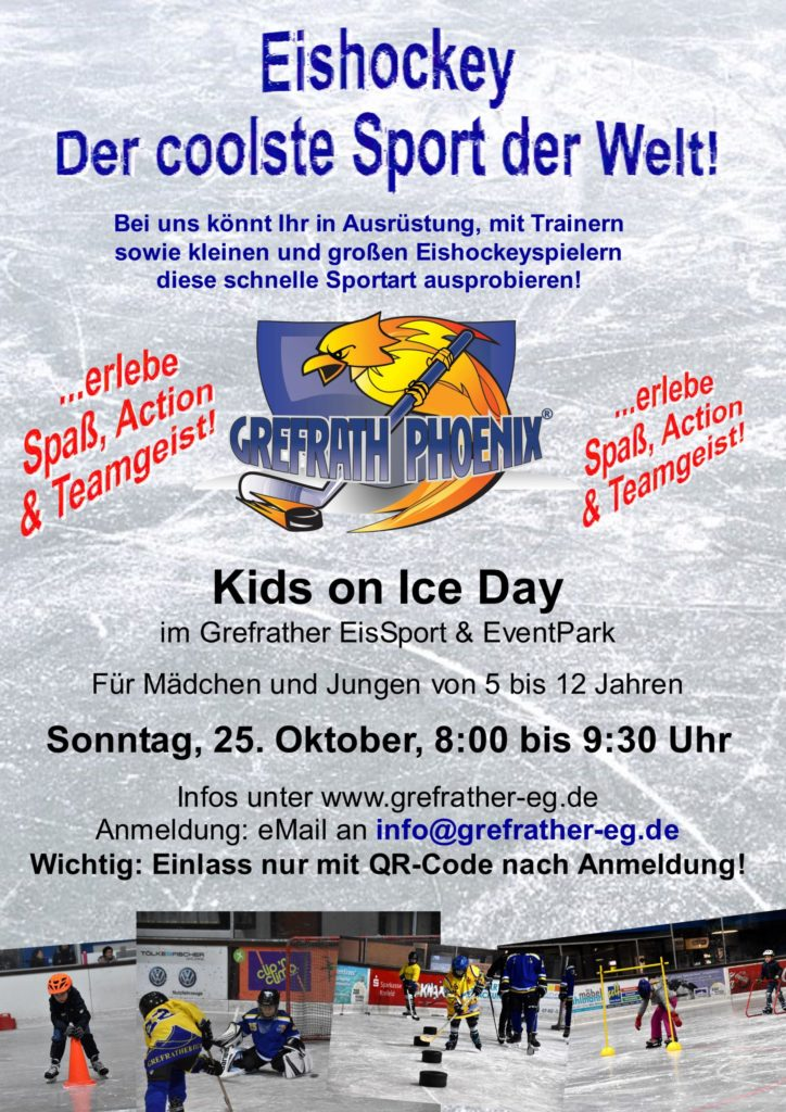 Kids on Ice Day am 25.10.2020 – Sold Out