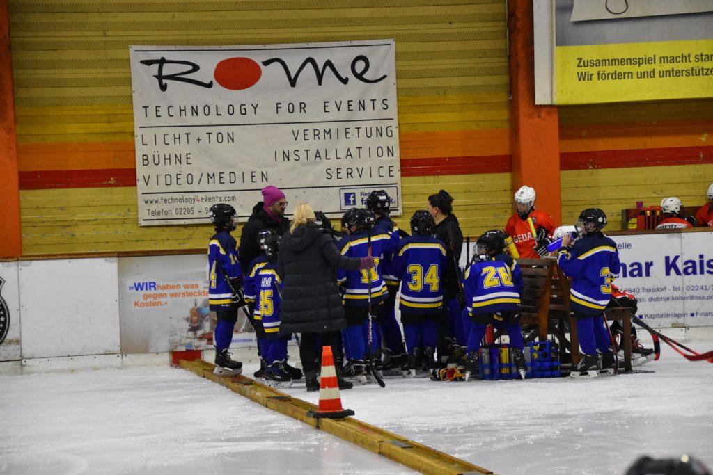 Kleinschüler bei Turnier in Troisdorf
